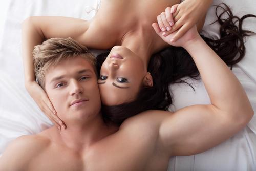 couple-hugging-each-other-bed